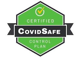 CERTIFIED COVIDSAFE CONTROL PLAN