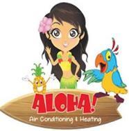 ALOHA! AIR CONDITIONING & HEATING