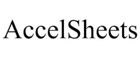 ACCELSHEETS