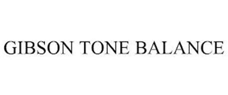 GIBSON TONE BALANCE