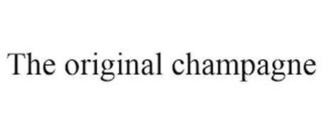 THE ORIGINAL CHAMPAGNE