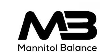 MB MANNITOL BALANCE