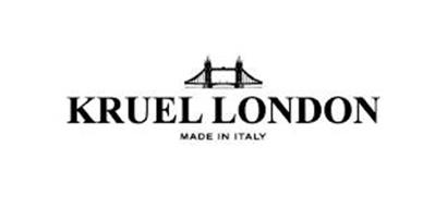 KRUEL LONDON MADE IN ITALY