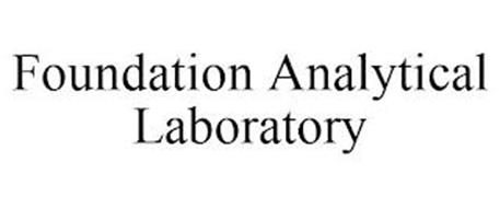 FOUNDATION ANALYTICAL LABORATORY