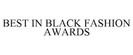 BEST IN BLACK FASHION AWARDS