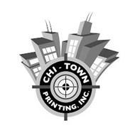 CHI-TOWN PRINTING, INC.