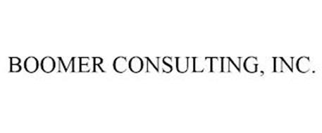 BOOMER CONSULTING, INC.