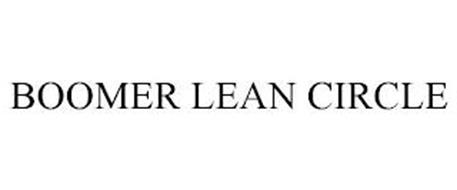 BOOMER LEAN CIRCLE