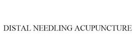 DISTAL NEEDLING ACUPUNCTURE