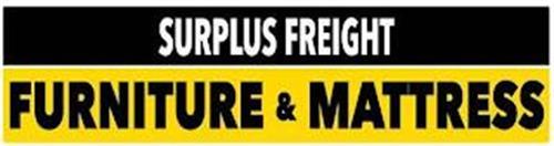 SURPLUS FREIGHT FURNITURE & MATTRESS
