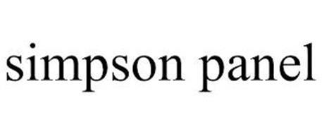 SIMPSON PANEL