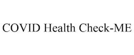 COVID HEALTH CHECK-ME