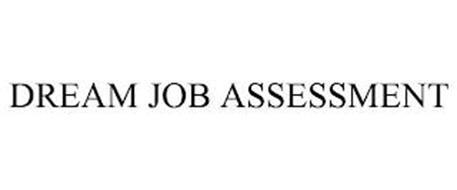 DREAM JOB ASSESSMENT
