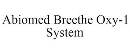 ABIOMED BREETHE OXY-1 SYSTEM