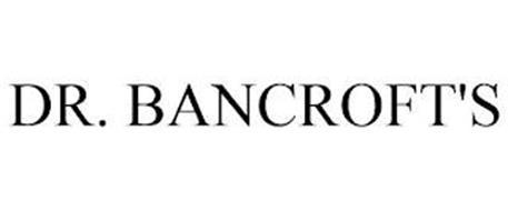 DR. BANCROFT'S
