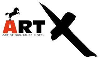 ARTX ARTIST SIGNATURE HOTEL