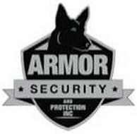 ARMOR SECURITY AND PROTECTION, INC.