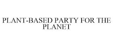PLANT-BASED PARTY FOR THE PLANET
