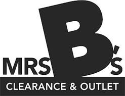 MRS B'S CLEARANCE & OUTLET