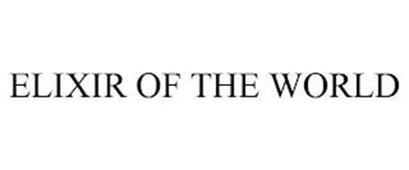 ELIXIR OF THE WORLD