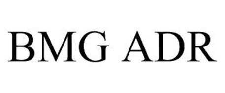 BMG ADR
