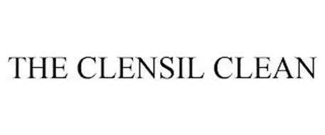 THE CLENSIL CLEAN