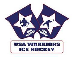 USA WARRIORS ICE HOCKEY NONE TOUGHER