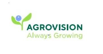 AGROVISION ALWAYS GROWING