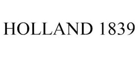HOLLAND 1839