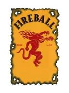 FIREBALL RED HOT