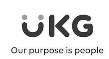 UKG OUR PURPOSE IS PEOPLE