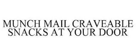 MUNCH MAIL CRAVEABLE SNACKS AT YOUR DOOR