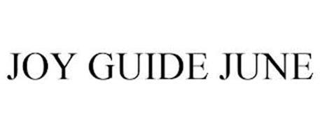 JOY GUIDE JUNE