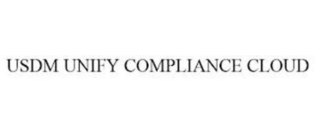 USDM UNIFY COMPLIANCE CLOUD