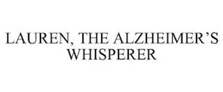 LAUREN, THE ALZHEIMER'S WHISPERER