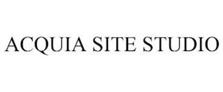 ACQUIA SITE STUDIO