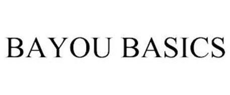 BAYOU BASICS