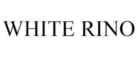 WHITE RINO