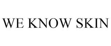 WE KNOW SKIN