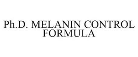 PH.D. MELANIN CONTROL FORMULA