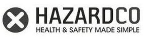 X HAZARDCO HEALTH & SAFETY MADE SIMPLE