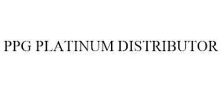 PPG PLATINUM DISTRIBUTOR