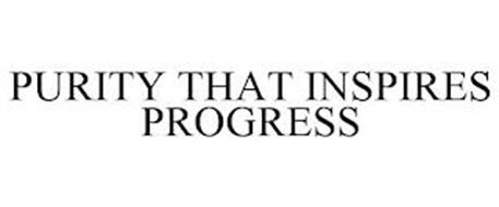 PURITY THAT INSPIRES PROGRESS