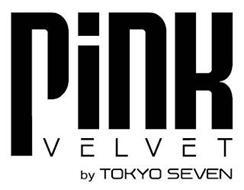 PINK VELVET BY TOKYO SEVEN