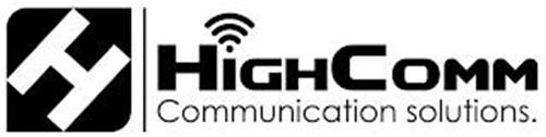 H HIGHCOMM COMMUNICATION SOLUTIONS