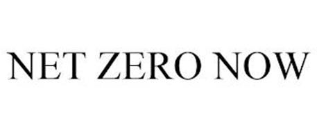 NET ZERO NOW