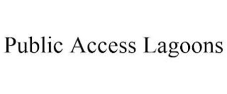 PUBLIC ACCESS LAGOONS