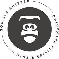 GORILLA SHIPPER WINE & SPIRITS PACKAGING