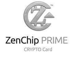 ZC ZENCHIP PRIME CRYPTO CARD