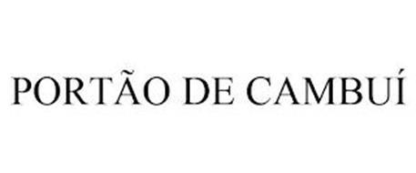 PORTÃO DE CAMBUÍ